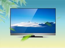 液晶电视一半黑屏一半正常怎么回事